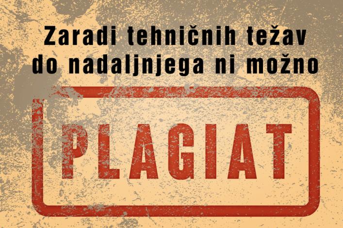 Program za preverjanje plagiata